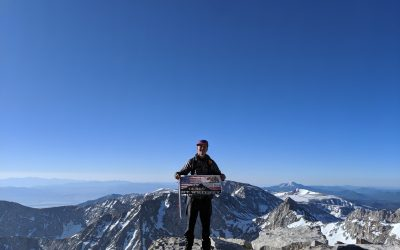Hiking the Pacific Crest Trail: A Journey To Self